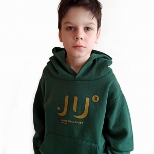 BLUZA JUDO /  More than Sport / green